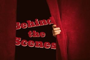 Sermon Series: Behind the Scenes