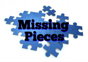 Missing Pieces Sermon Series