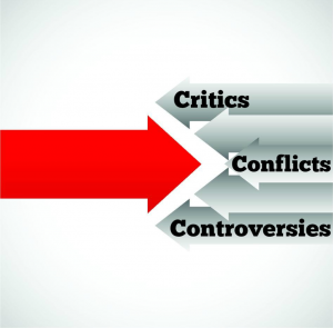Critics, Conflicts, and Controversies