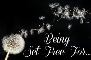 Sermon Series: Being Set Free For...