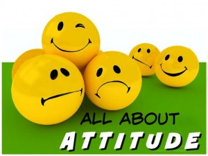 Sermon Series: All About Attitude