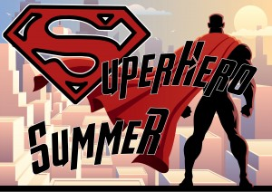 Superhero Summer Sermon Series