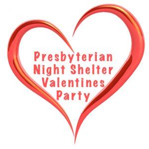 Presbyterian Night Shelter Valentines Party